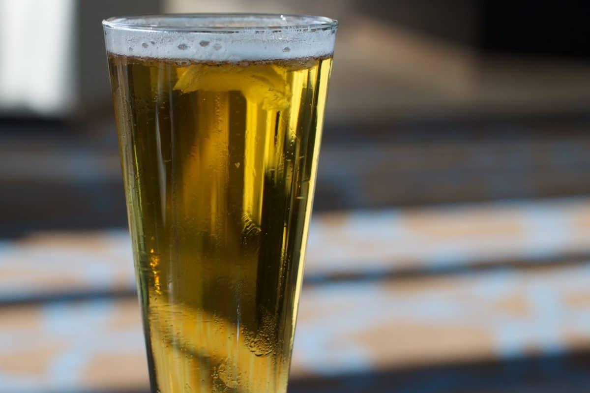 alcool verre bière